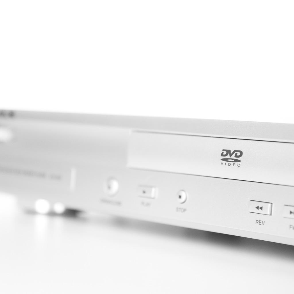 DVD- spelaren