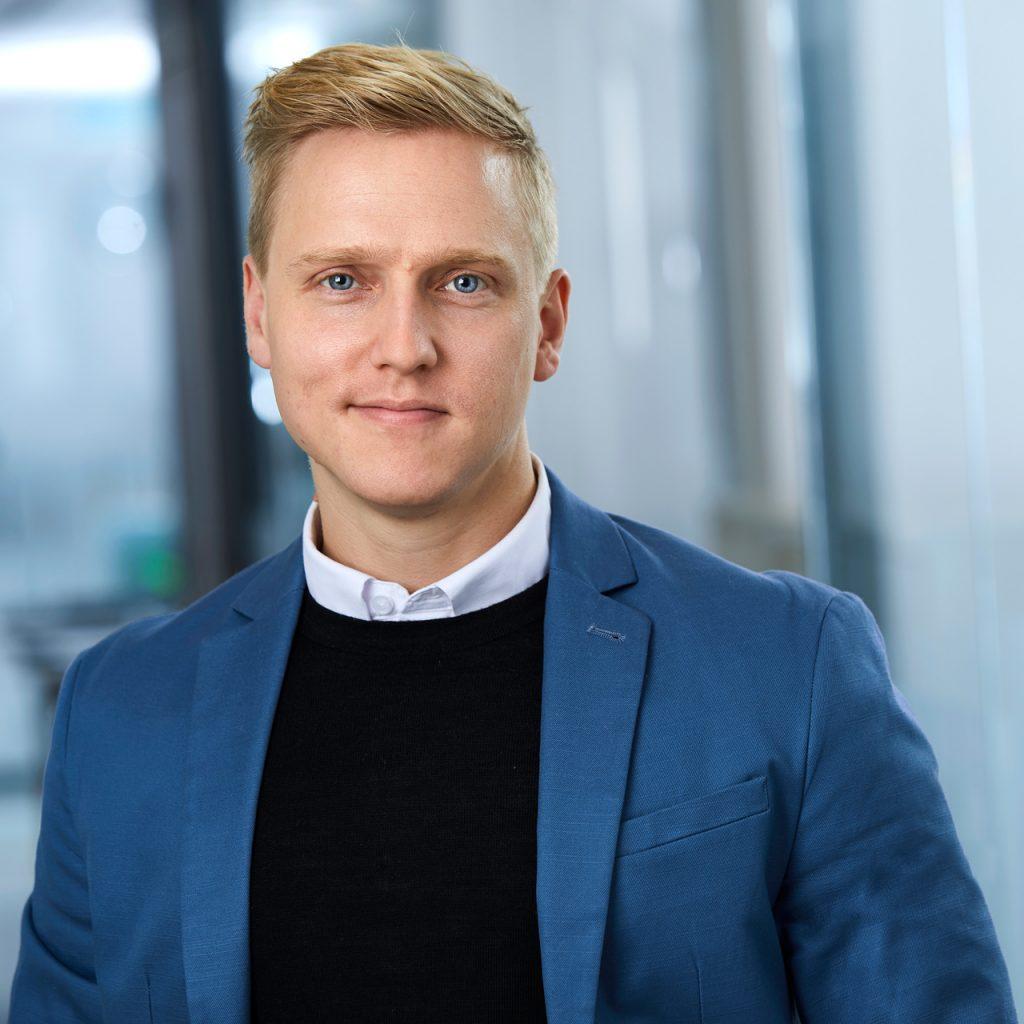 Retail Analyst Rickard Johansson