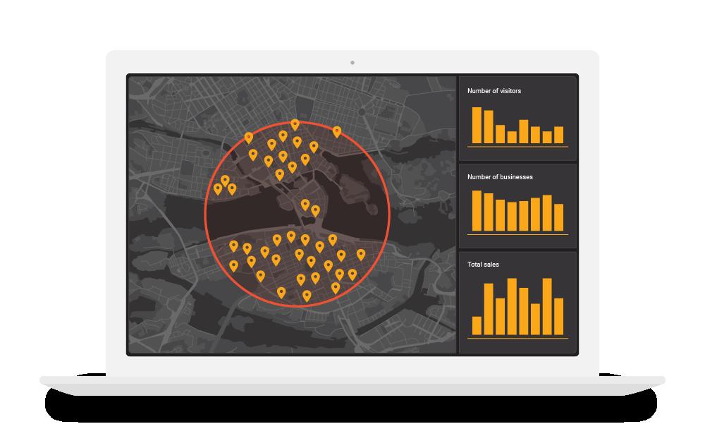 HUI Maps Kartverktyg